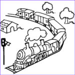 Steam Train Coloring Pages Luxury Image Steam Train Model Coloring Page Netart