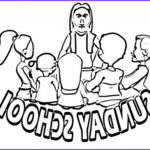 Sunday School Coloring Sheets Awesome Gallery Coloring Ville