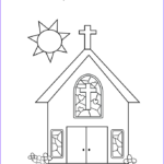 Sunday School Coloring Sheets Cool Photography I Love Sunday School Coloring Page Twisty Noodle