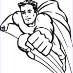 Super Coloring Cool Stock Superheroes Coloring Pages