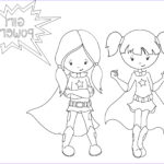 Superheroes Printable Coloring Pages Best Of Gallery Superhero Coloring Pages Crazy Little Projects