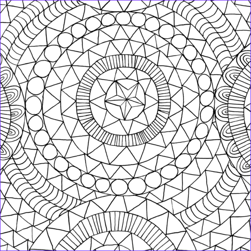 adult coloring therapy coloring pages