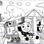 Thomas the Train Coloring Pages Cool Photos Free Printable Halloween Ideas Kids Activities Thomas
