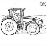 Tractors Coloring Book New Photos 25 Best Tractor Coloring Pages to Print