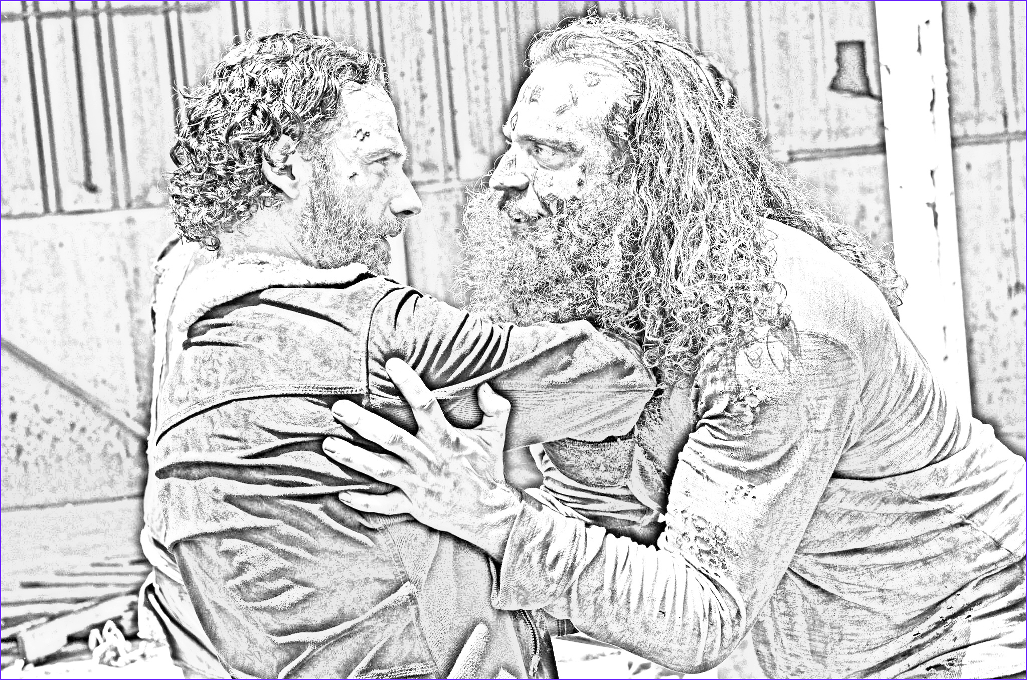 Walking Dead Coloring Pages Beautiful Photos the Walking Dead Coloring Pages Rick the Walking