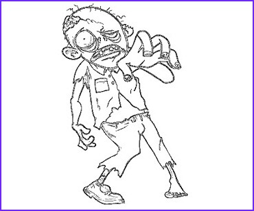 1 walking dead coloring page