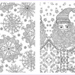 Adult Coloring Christmas Luxury Photos Christmas Adult Coloring Pages Coloring Home