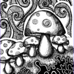 Adult Coloring Pages To Print Luxury Gallery 50 Trippy Coloring Pages