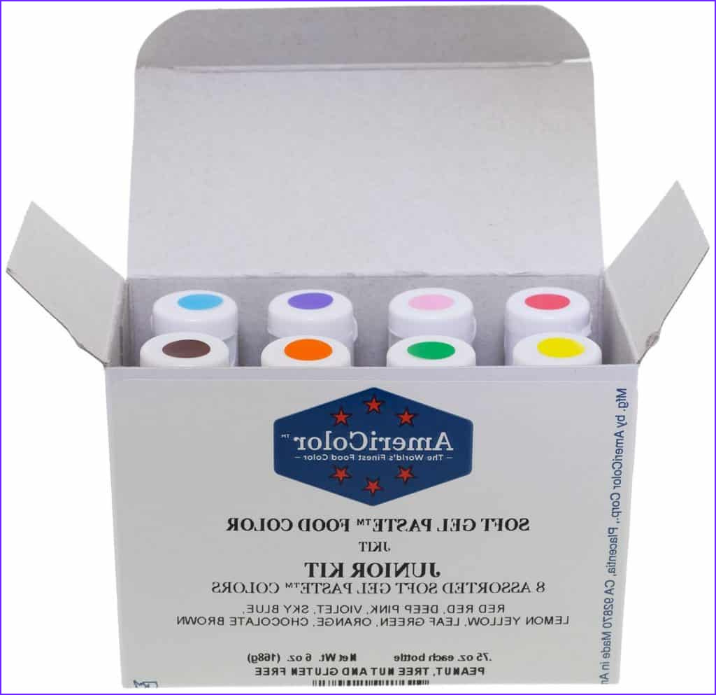 Americolor Food Coloring Luxury Images Inexpensive Supplies You Need to Start Decorating Cakes