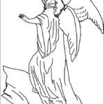 Angels Coloring Book Elegant Images Male Guardian Angel Coloring Page Coloring Home