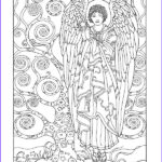 Angels Coloring Book Unique Gallery 40 Best Marty Noble Design Coloring Images On