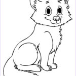Animal Coloring Elegant Images Baby Animal Coloring Pages