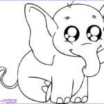 Animal Coloring Picture Cool Gallery Cute Baby Animals Coloring Pages Az Coloring Pages