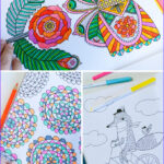 Artist Coloring Books Beautiful Photos Four New Coloring Books From Hallmark And Crayola Think