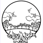 Autumn Coloring Pages Beautiful Collection 5 Fall Coloring Sheets Autumn Season Coloring Pages All Esl