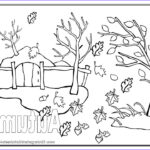 Autumn Coloring Pages Beautiful Gallery Autumn Coloring Pages