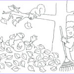 Autumn Coloring Pages New Image Free Printable Fall Coloring Pages For Kids Best