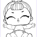 Baby Coloring Pages Inspirational Stock Lil It Baby Surprise Doll Coloring Page