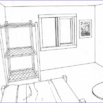 Bedroom Coloring Pages Luxury Photos Scenery Lineart Bedroom By Ikeroyo On Deviantart