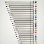 Best Coloring Pens Beautiful Stock 20 Best Selling Copic Marker Colors