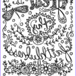 Bible Verses Coloring Pages For Adults Elegant Photos Flowers Dragonfly Adult Advanced Detailed Coloring
