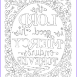 Bible Verses Coloring Pages For Adults Luxury Collection Free Christian Coloring Pages For Adults Roundup