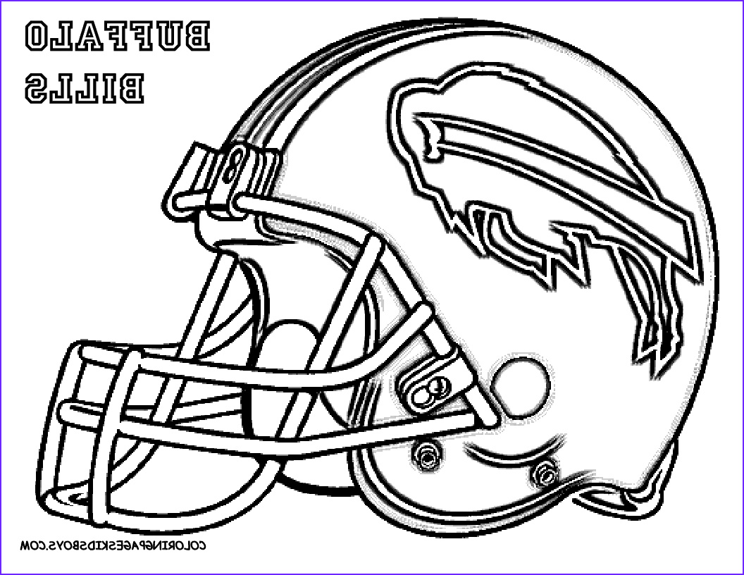 Buffalo Bills Coloring Awesome Images Buffalo Bills Coloring Pages Download
