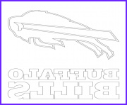 Buffalo Bills Coloring New Image Nfl Coloring Pages Color Line Free Printable