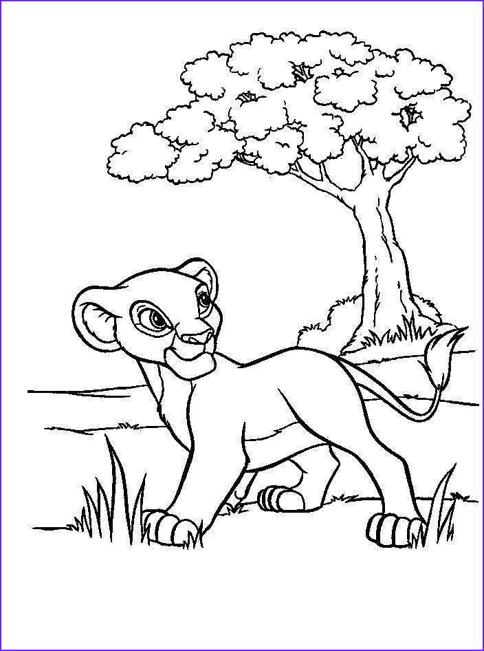 cartoon coloring pages disney