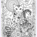 Cat Adult Coloring Book Elegant Photos Creative Cats Coloring Book For Adults – Ginger Plaza