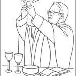 Catholic Coloring Books Inspirational Photos Sacrament Of Holy Munion The Eucharist Coloring Page