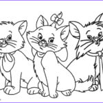 Cats Coloring Sheet New Collection Free Printable Cat Coloring Pages For Kids