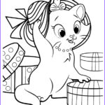Cats Coloring Sheet New Gallery Free Printable Kitten Coloring Pages For Kids Best