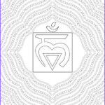 Chakra Coloring Books Awesome Gallery Root Chakra Coloring Page Chakras Pinterest