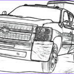 Chevrolet Coloring Beautiful Images Chevy Silverado Truck Coloring For Kids