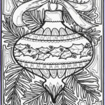 Christmas Adult Coloring Book Elegant Gallery 21 Christmas Printable Coloring Pages