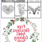 Christmas Adult Coloring Book Luxury Photos Adult Coloring Book Reduce Holiday Stress This Christmas