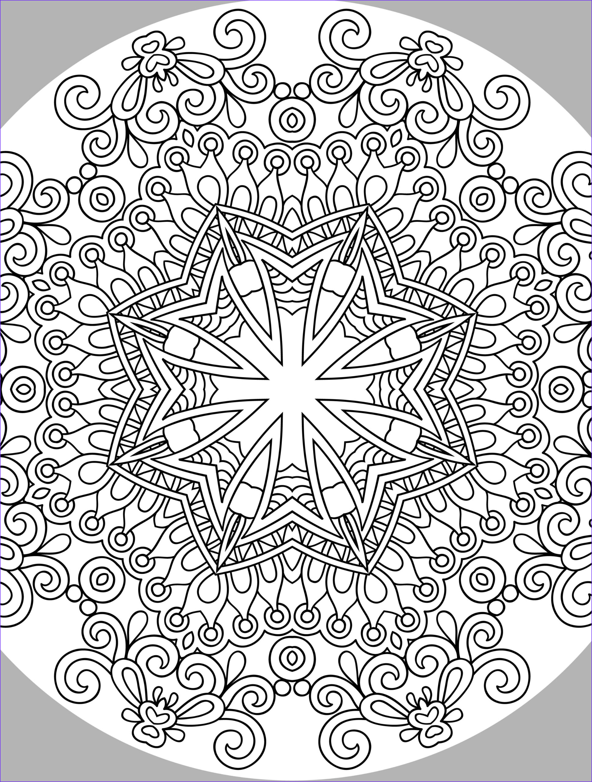 Christmas Coloring Pages Pdf Luxury Gallery Free Printable Coloring Pages for Adults Pdf at