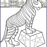 Circus Coloring Pages Inspirational Image Free Printable Circus Coloring Pages For Kids