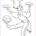 Circus Coloring Pages New Image Kids N Fun