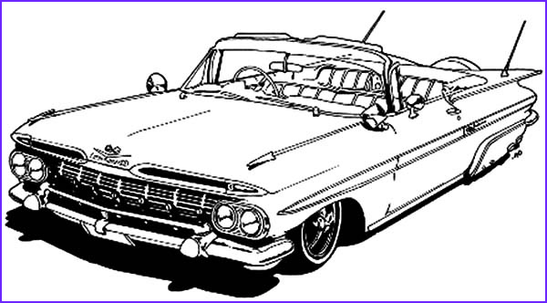 Classic Car Coloring Book Awesome Photography Chevy Corvette Classic Cars Coloring Pages Kids Play Color