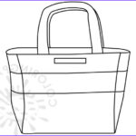 Coloring Bag Beautiful Photos Summer Colouring Pages Beach Bag – Coloring Page