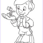 Coloring Books Printables Luxury Collection Pinocchio Colorare