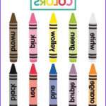 Coloring Crayons Inspirational Gallery Just Teach Crayon Colors Printable Cut Outs Grade Pk 2