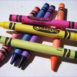 Coloring Crayons New Images Happy National Crayon Day She Scribes