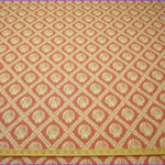 Coloring Fabric Beautiful Collection Seashell Matelasse Upholstery Fabric Color Coral Ft111