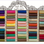 Coloring Fabric Best Of Photos Lacemarry Color Charts Of Satin Chiffon Taffeta And