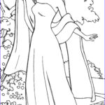 Coloring Pages Barbie Awesome Photos Barbie Coloring Pages Two More Coloring Pictures Of Barbie