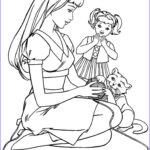 Coloring Pages Barbie Cool Images Barbie Coloring Page Barbie House Remodel