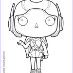 Coloring Pages Kids Awesome Image Honey Lemon Hero Girl Coloring Page For Kids Printable